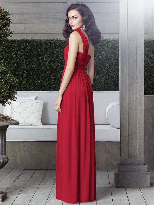 Dessy Collection Style 2909 http://www.dessy.com/dresses/bridesmaid/2909/?color=flame&colorid=594#.UsYTf5XuPIU