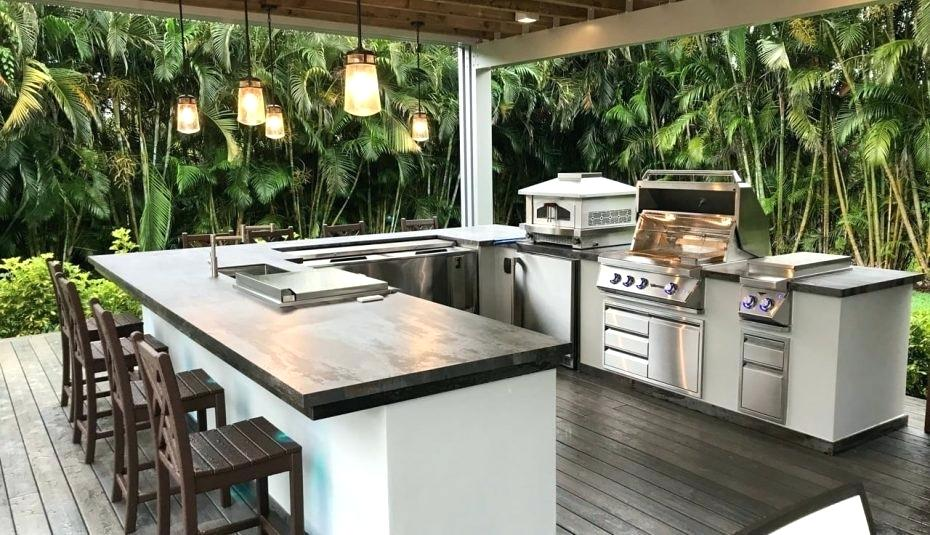 Pin by Christie Garcia on Outside   Kitchen design plans ...