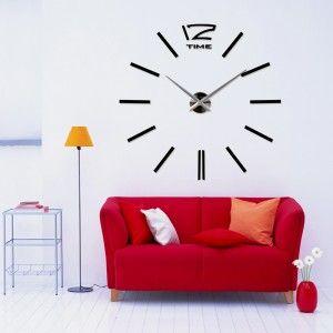 Wall Stickers Uk Wall Art Stickers Kitchen Wall Stickers Black Wall Clock Wall Clock Sticker Wall Clock