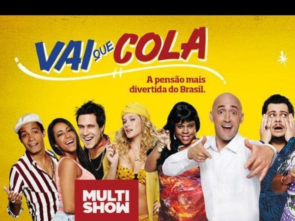 Vai Que Cola Multishow Vai Que Cola Multi Show Cinema Em Casa