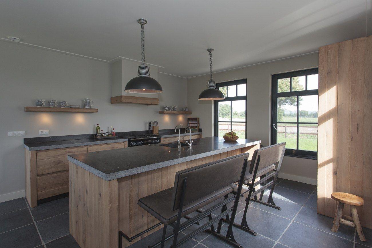 Thijs van de wouw keukens houten keuken in stijl for the home