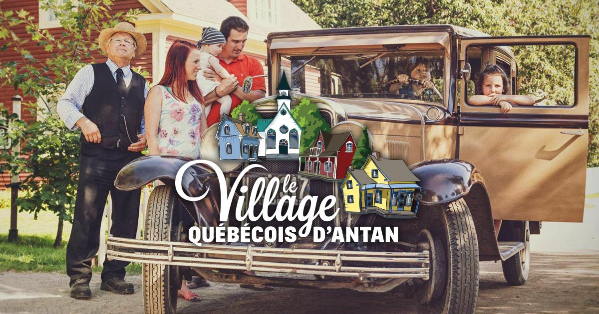Village D Antan Drummondville Antiquite Village Historique