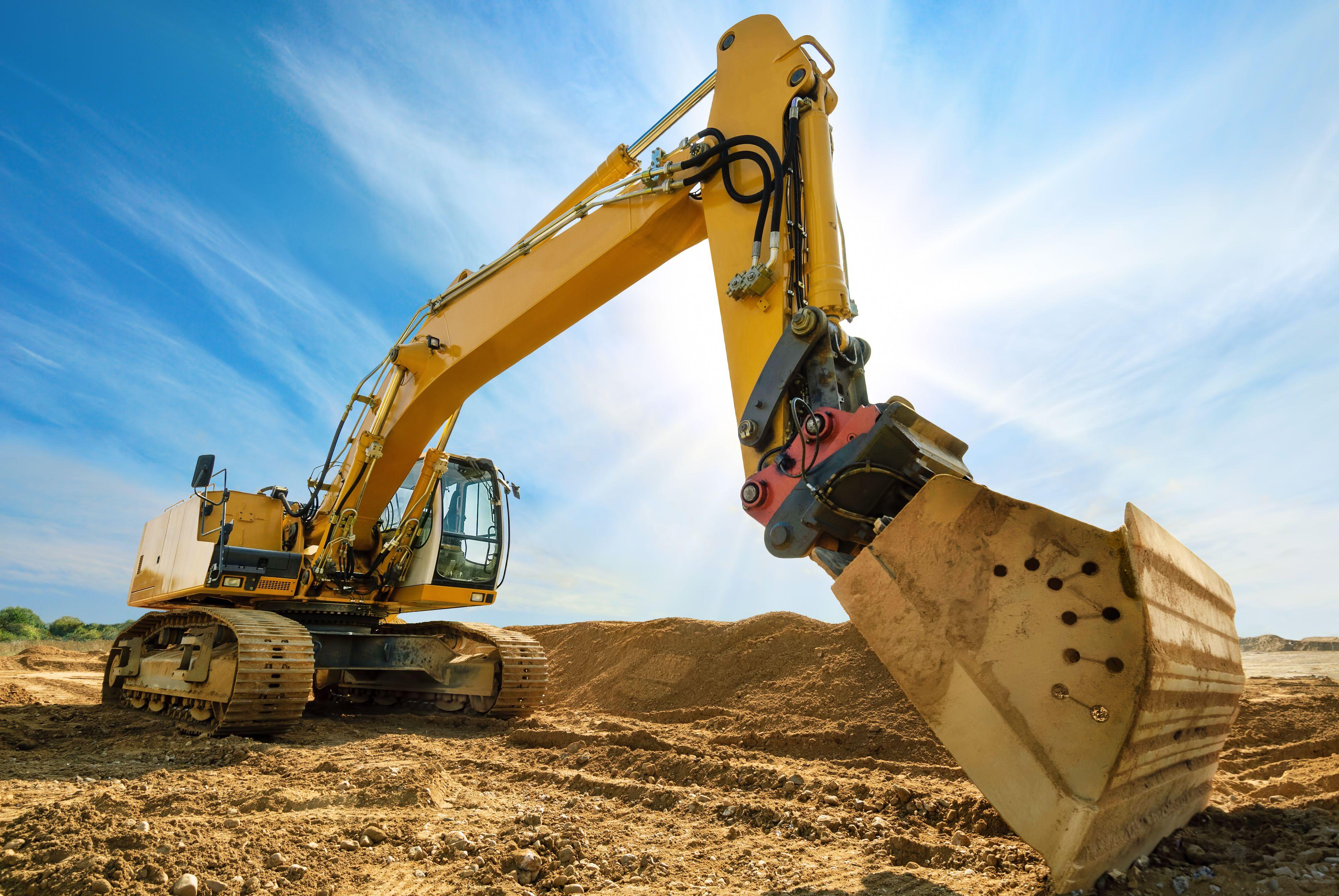 Las Mejores Maquinas De Construccion En Monterrey A La Renta Nueva Construccion Construccion Materiales De Construccion