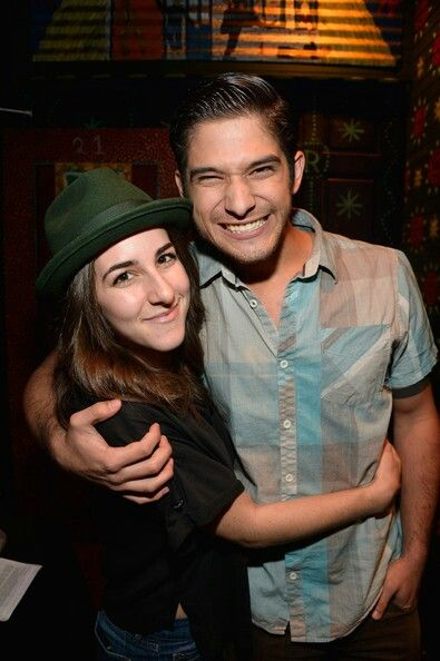 How long have seana gorlick and tyler posey been dating for three