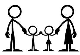 The Top 10 Things Children Really Want Their Parents To Do With Them Stick Figure Family Stick Figures Stick Family