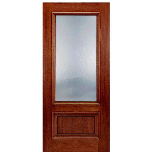 Dt 20 1 Sandblasted Glass Design Single Exterior Doors Glass Front Door