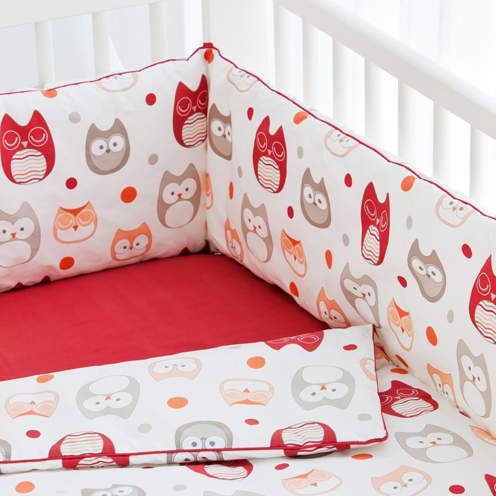 Kori Collection 4 Piece Baby Crib Set Bedding Baby