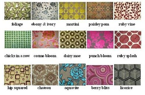More patterns... | Fabric names, Fabric patterns, List of fabrics