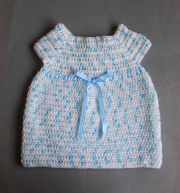 Ravelry Starting Out Crochet Baby Dress Pattern By Marianna Mel