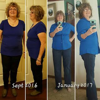 Healthy, Fast & Easy Weight Loss: Donna's weight loss transformation is awesome!