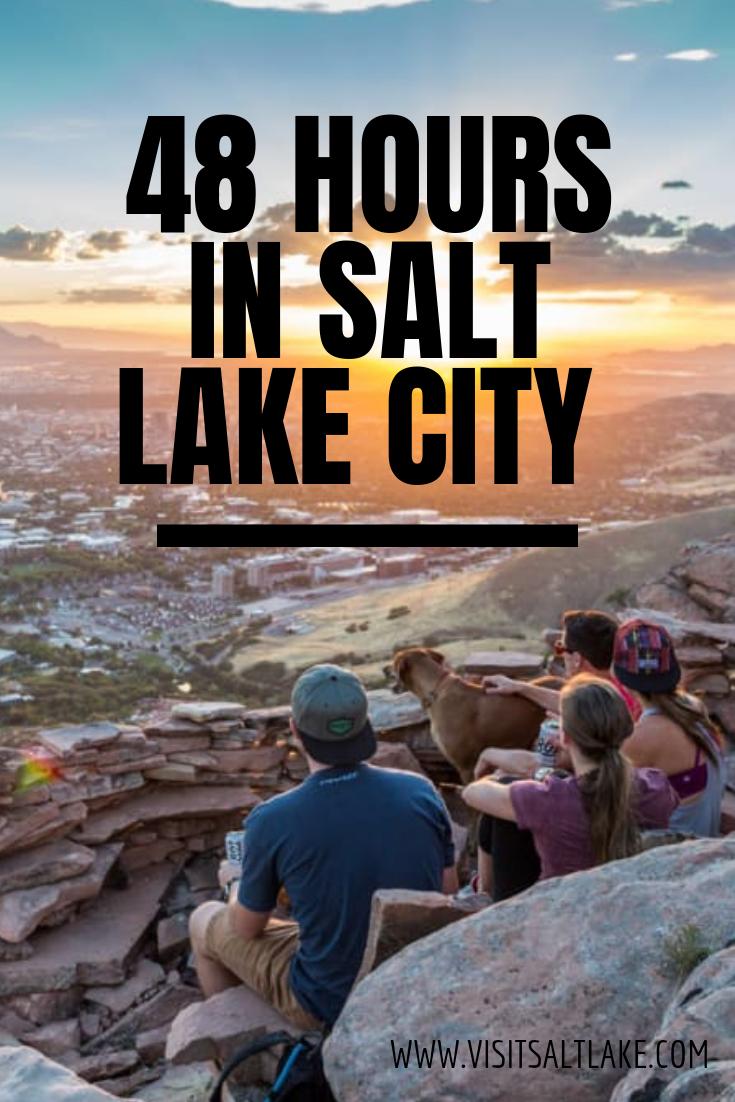 Digging Salt Lake City For 48 Hours Utah Travel Utah Vacation Salt Lake City