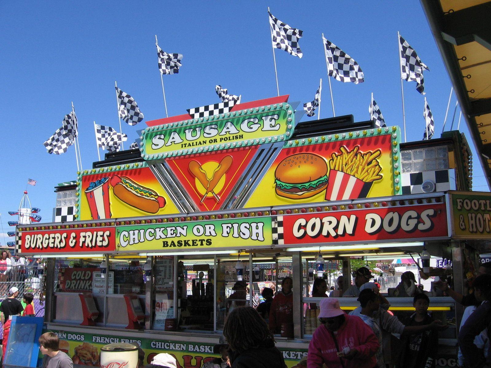 20+ Carnival food near me info
