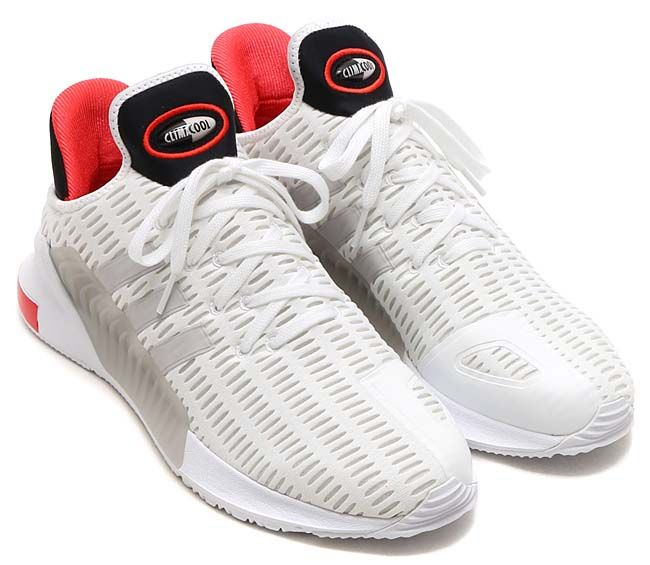 low priced 481c2 8da5a adidas Originals CLIMACOOL 0217 RUNNING WHITE  RUNNING WHITE  GREY ONE