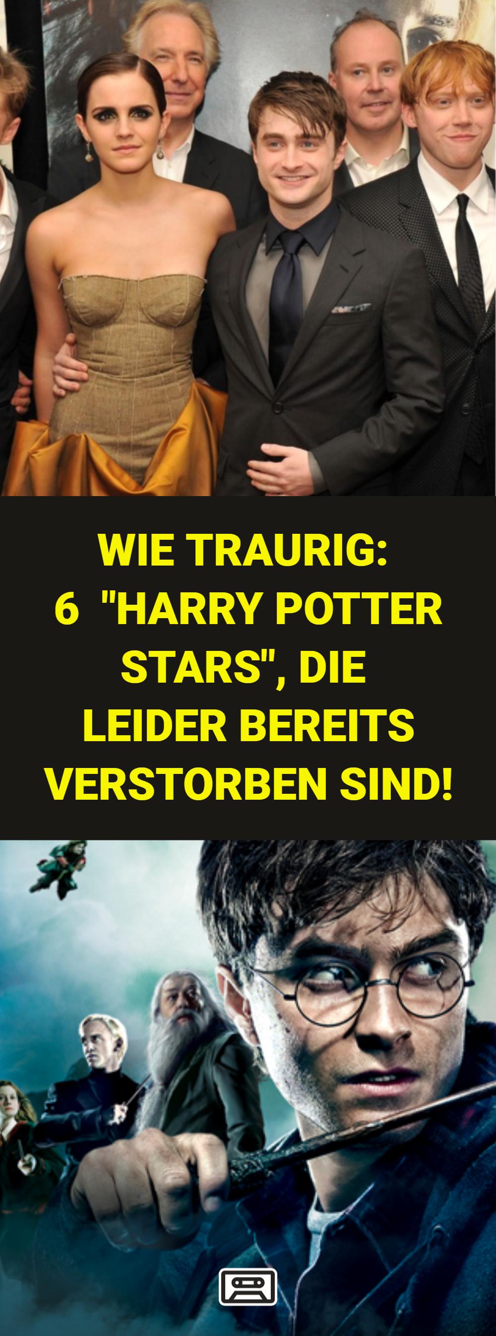 Wie Traurig Diese Harry Potter Stars Sind Leider Schon Gestorben Wir Erinnern Uns Gerne An Sie Harrypotter Stars Sc Filmstars Darsteller Lord Voldemort