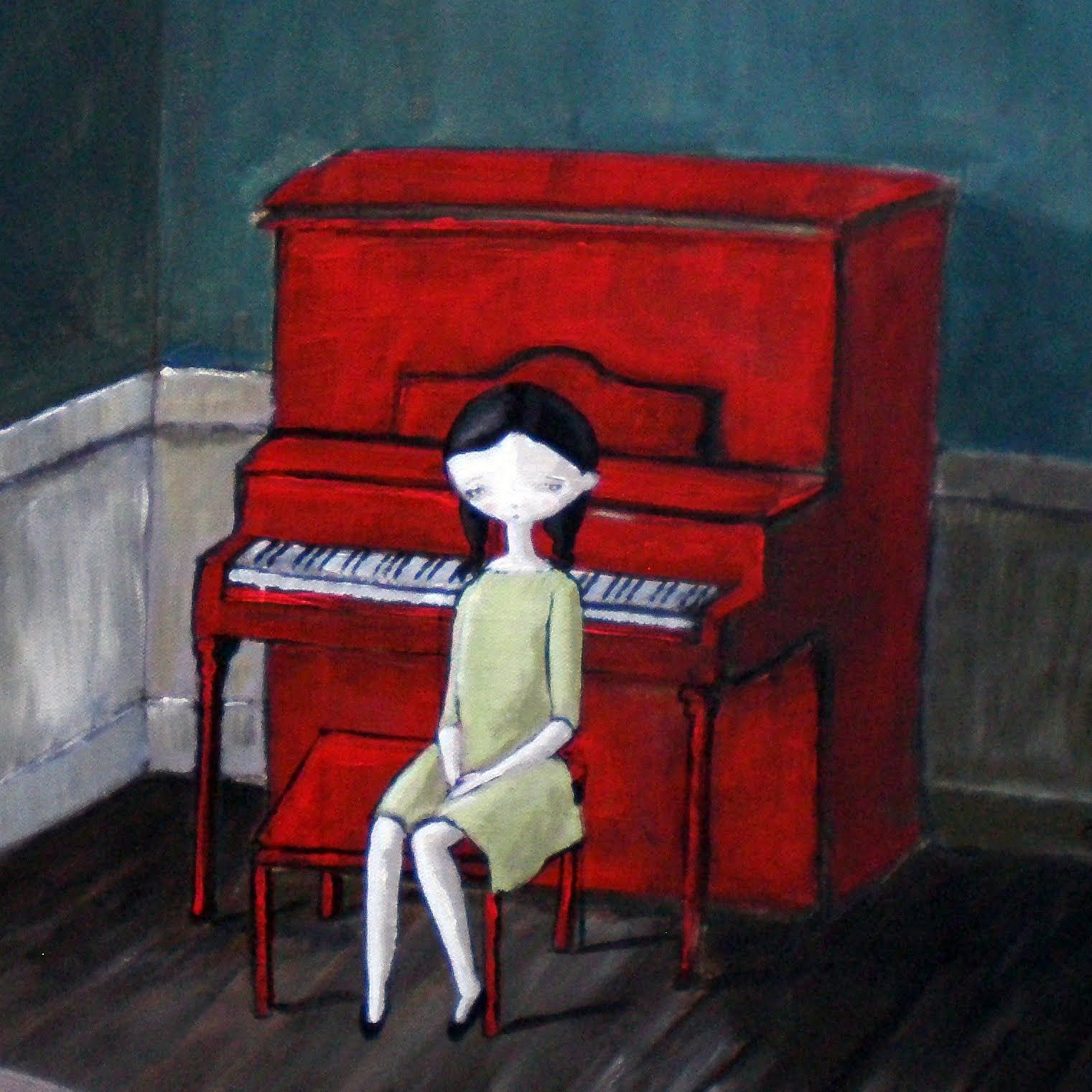 Afbeeldingsresultaat voor girl sitting at piano pinterest