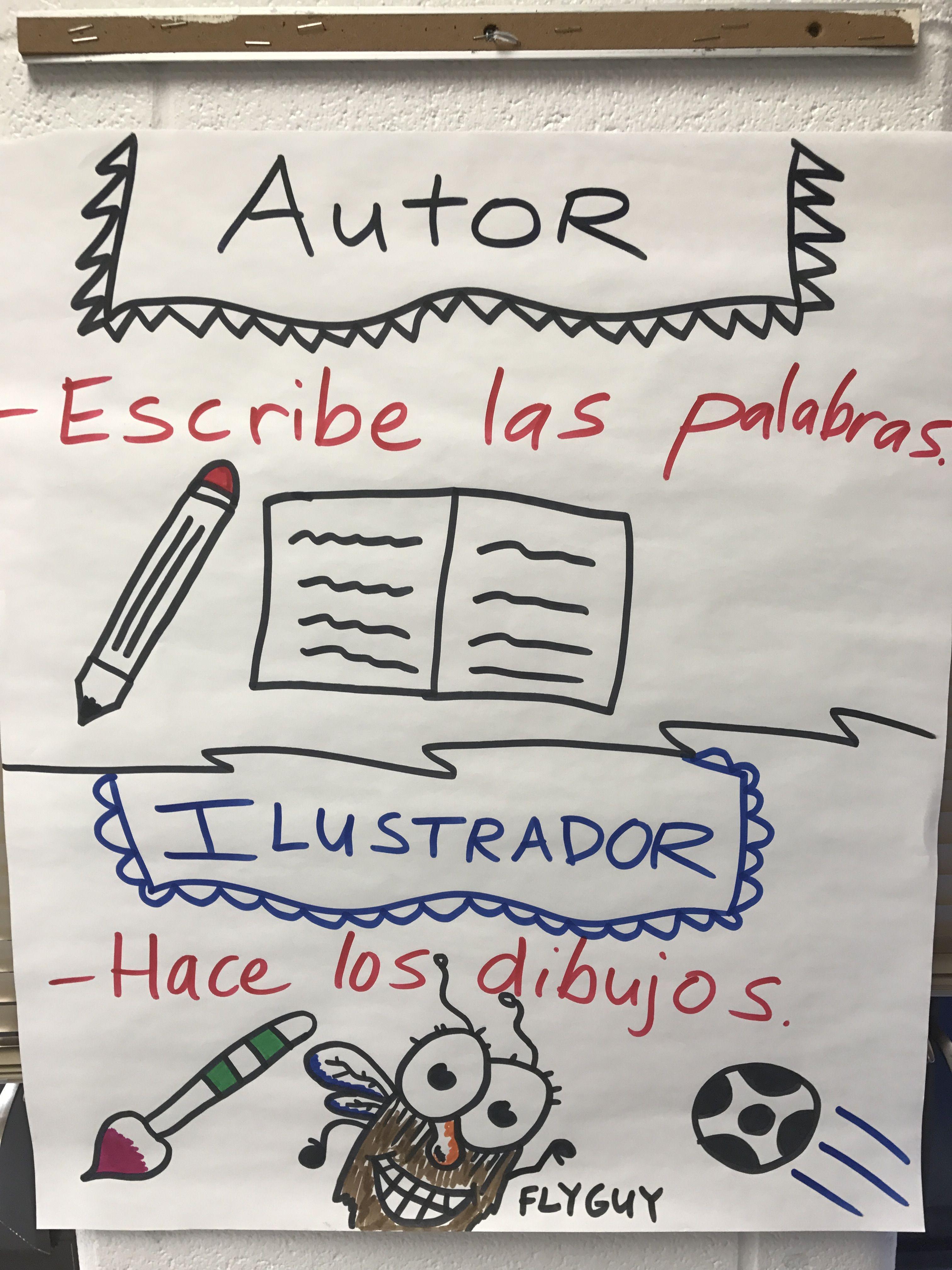 Autor y Ilustrador