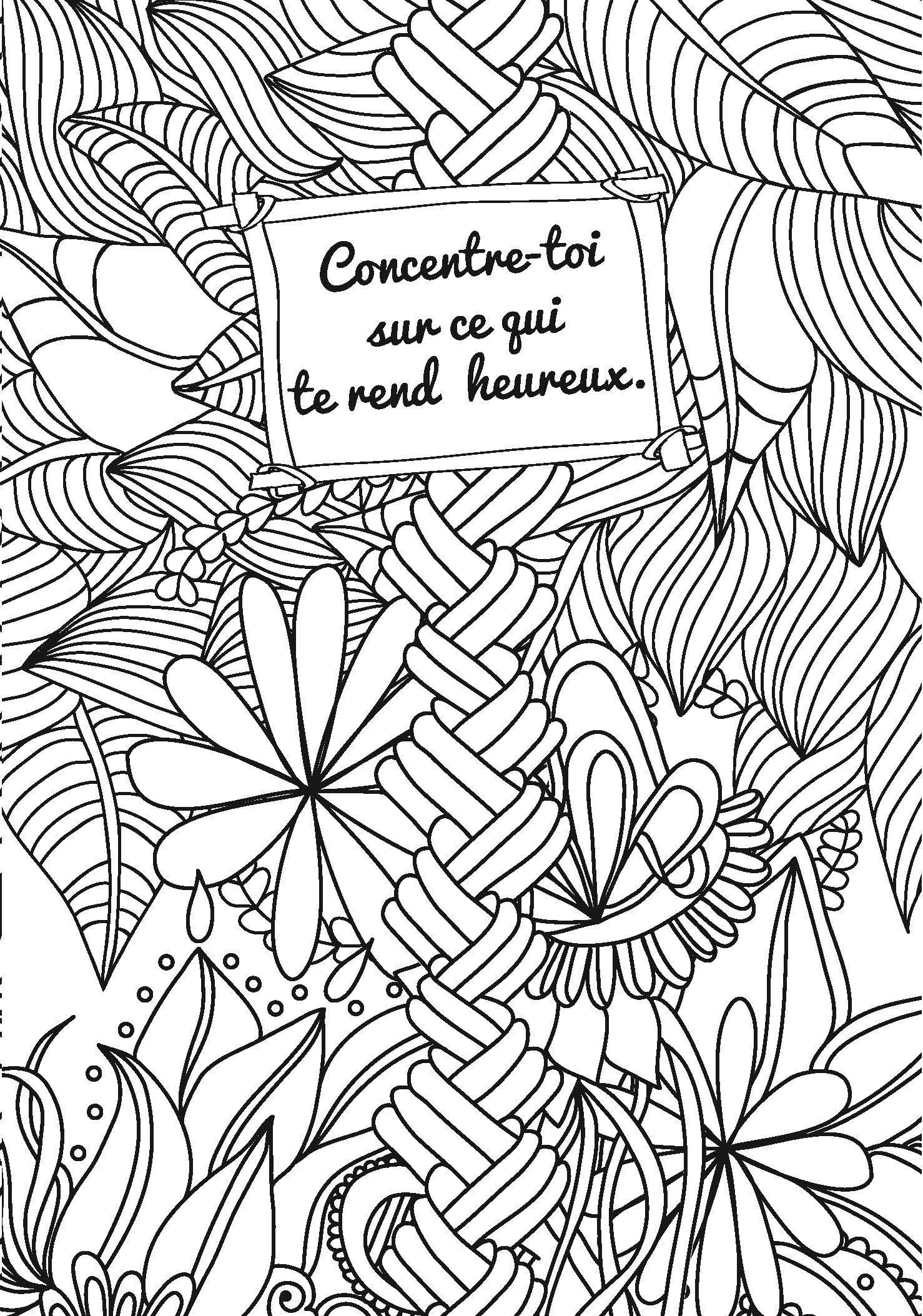 Pingl par nicky valiquette sur mandalas art th rapie coloriages doodles fractals - Coloriage therapie ...