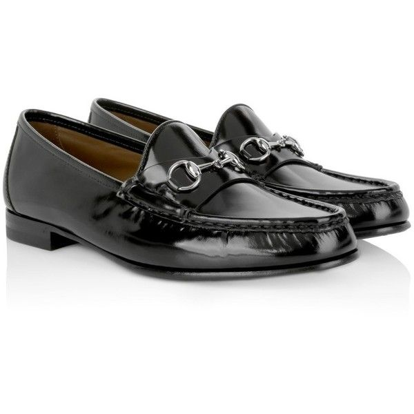 Tory Burch horsebit loafers - Nero