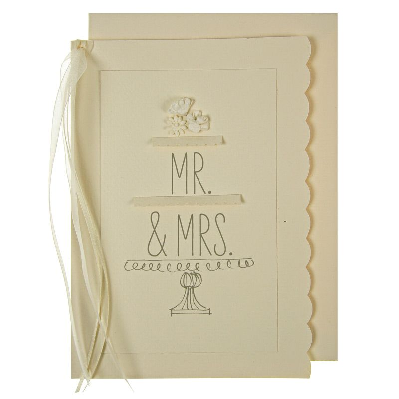 Mr and Mrs Cake Stand