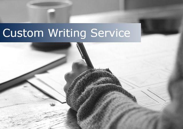 Custom Writing Service :)