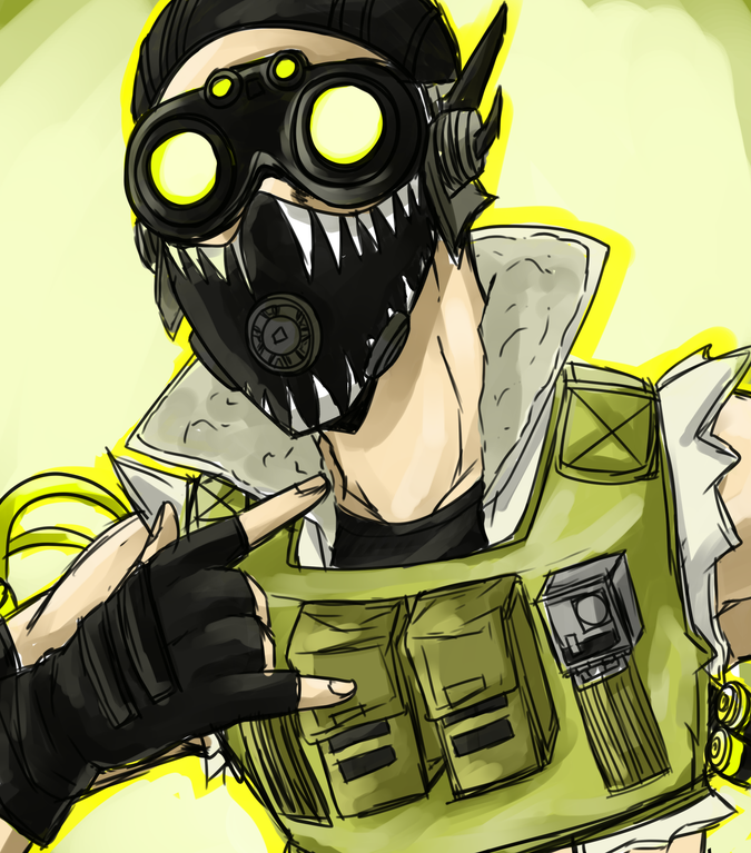 Octane By Teratsuki12 Apex Legends Legend Drawing Hand Painted Covers Pop Art Canvas