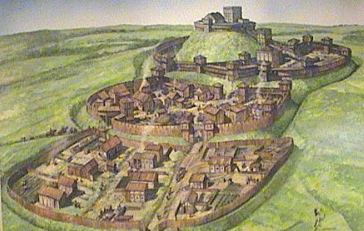 Deepwood Motte A Wiki Of Ice And Fire Motte And Bailey Castle Fantasy Castle Fantasy City