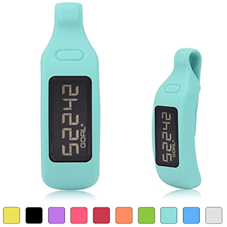 Replacement Clip Holder For Garmin Vivofit 1 2 Generation Activity TrackerFeskio Soft Silicone Rubber Case Clasp Belt Cover