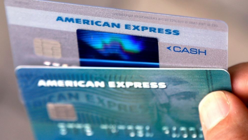 American express card 10 year old the biggest contribution