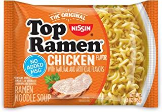 Amazon Com Ramen Noodles Ebt Eligible Prime Eligible Nissin Foods Top Ramen Ramen Noodles