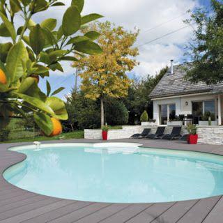 modelos de piscinas pequeas para bajos presupuestos y jardines pequeos - Jardines Pequeos Con Piscina