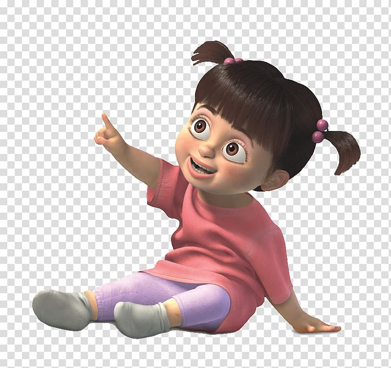 Monsters Inc Boo James P Sullivan Mike Wazowski Pixar Monster Transparent Background P In 2020 Girl Cartoon Characters Cute Disney Characters Cute Cartoon Pictures