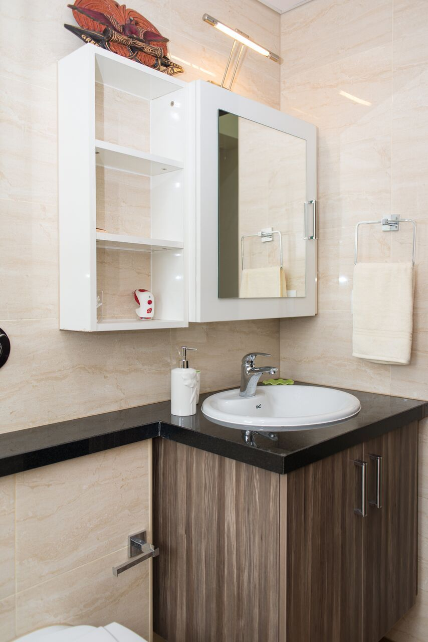 Pin By Keerthi On Small Bathroom Cabinets In 2020 Small Bathroom