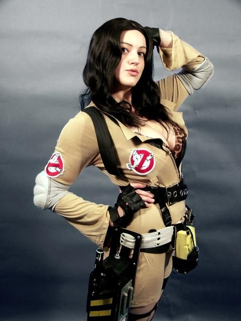 Sexy Ghostbuster Costume Ghostbusters Ghostbusters Costume