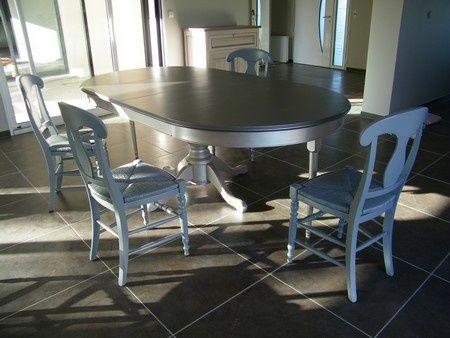 comment moderniser des meubles louis philippe en merisier relooking avant apr s st l onard. Black Bedroom Furniture Sets. Home Design Ideas