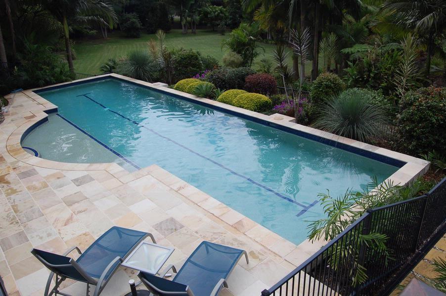 lap pool designs | home pool spa design lap pools lap pools ...