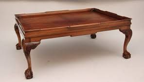 Image result for antique coffee table