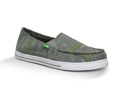 #Sanuk Cabrio Chill for Women | Faux Shearling Jute Shoes at www.Sanuk.com