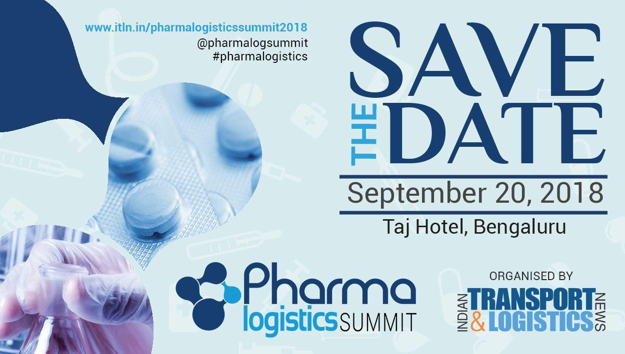 Pharma Logistics Summit to be held on September 20, 2018