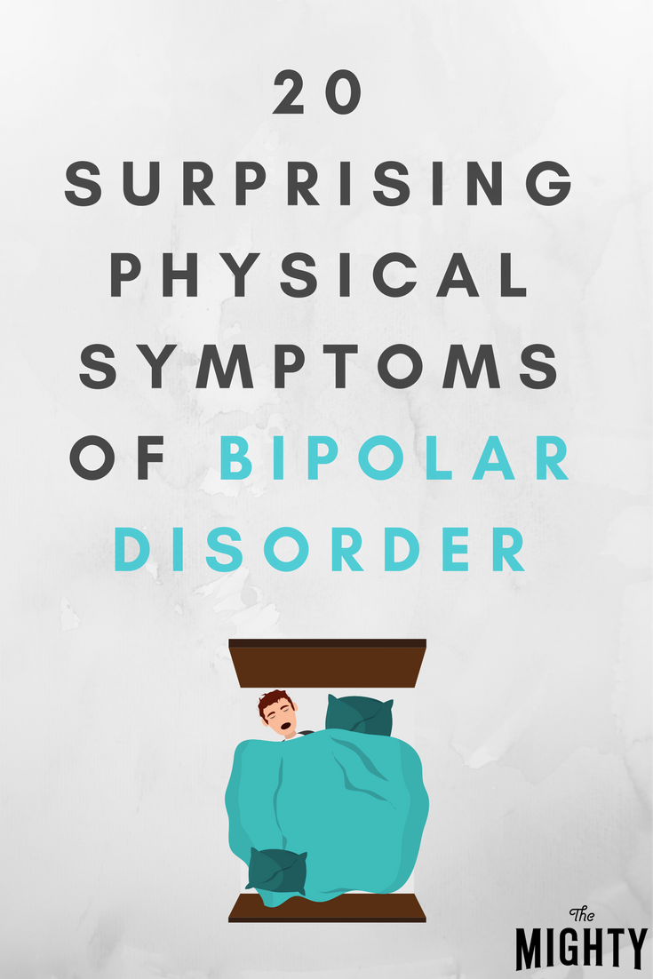 4 Surprising Signs of Bipolar Disorder