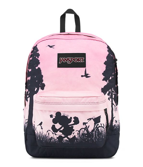 The classic backpack silhouette gets the Disney magic treatment. The Disney  High Stakes features super-durable, premium fabric, one main roomy  compartment, ... 9dc8e23f53