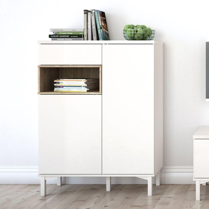 Aberdeen 2 Door Sideboard Storage Cabinet Sideboard Home Decor Small Space Storage