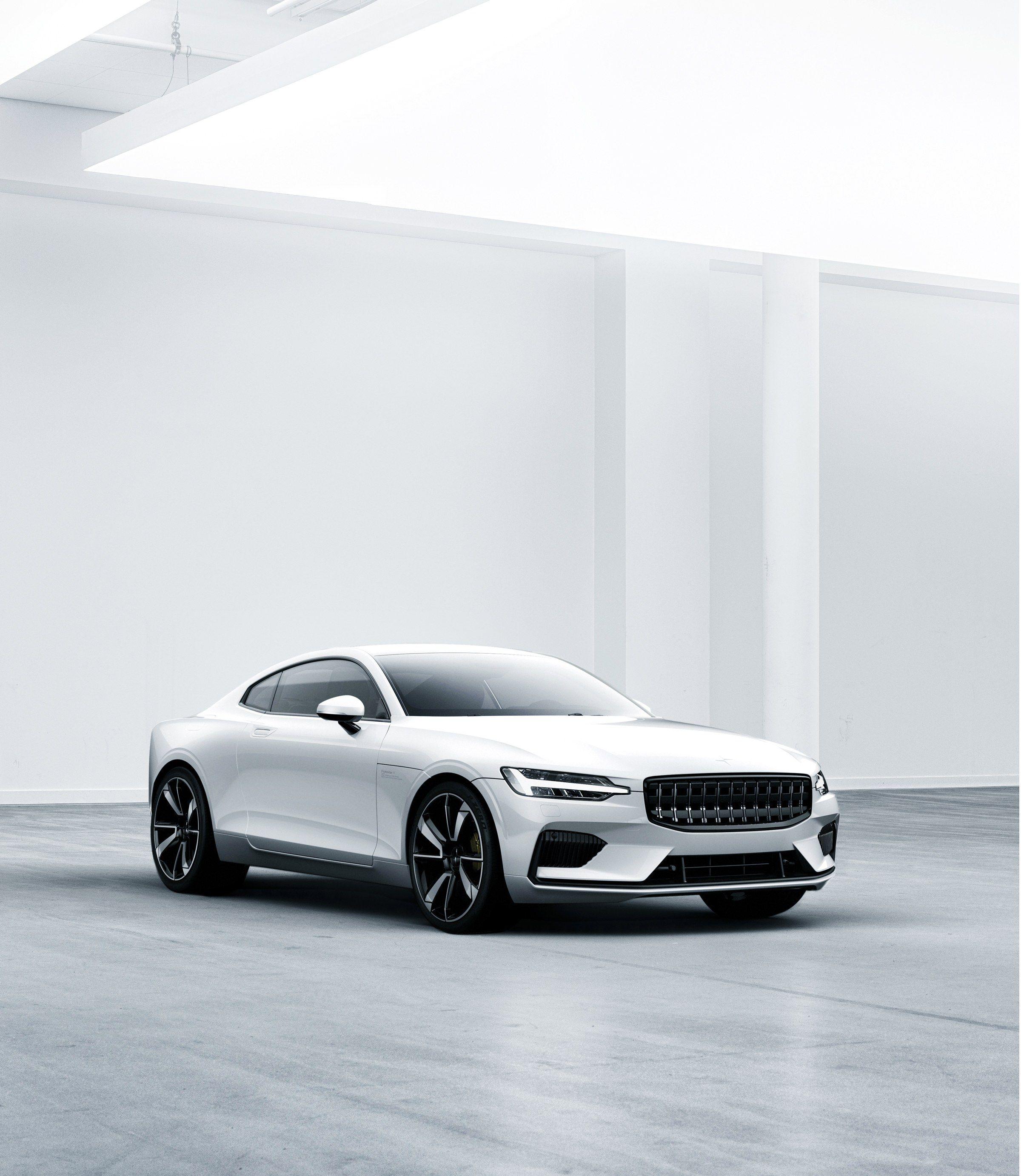 To Take On Tesla, Volvo Revamps Its Polestar Brand