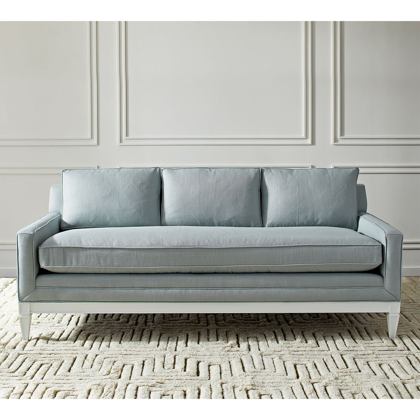Tailored Touch.The perfect size for smaller spaces, our Templeton ...