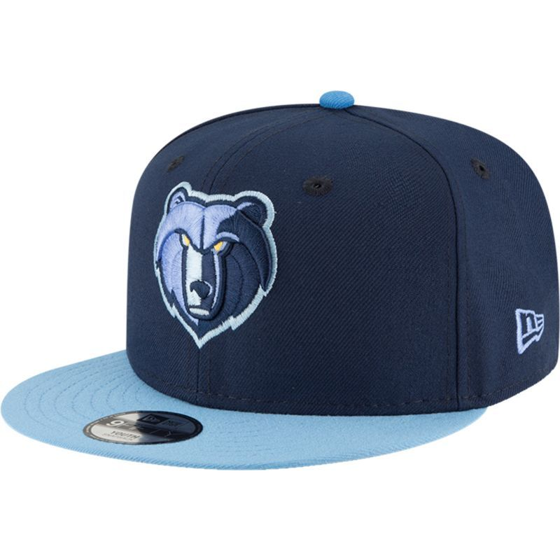 New Era Youth Memphis Grizzlies 9Fifty Adjustable Snapback