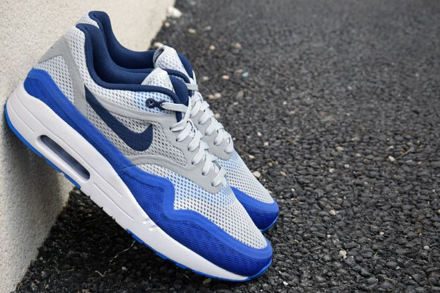Nike Air Max 1 'Breathe' Bleu