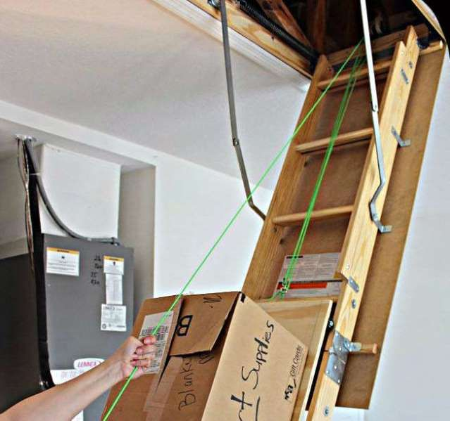 Tricks to Turn an Unfinished Attic Into a Savvy Storage