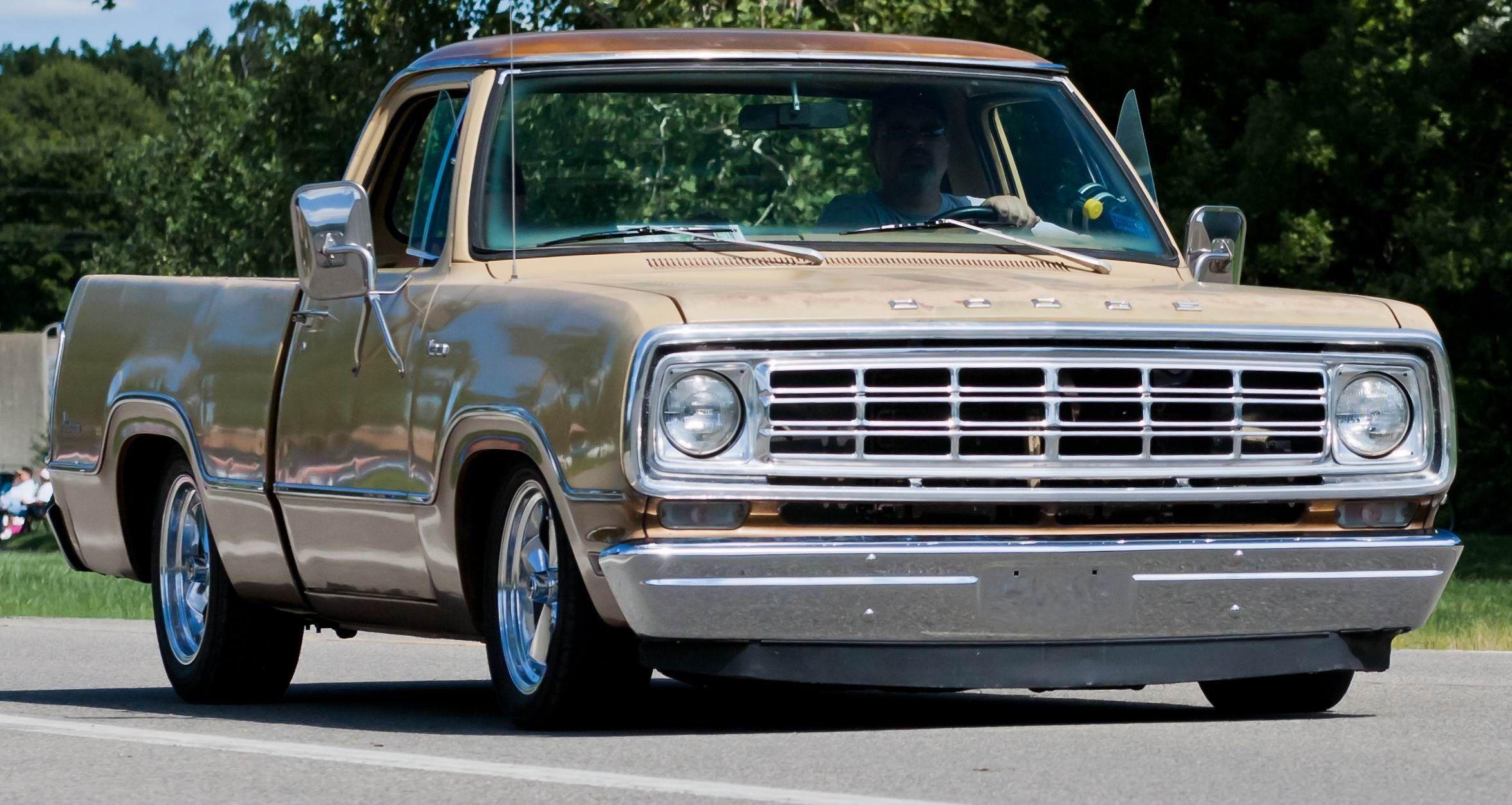 1972 80 Dodge Pickup Truck Camioneta Dodge Camionetas Dodge