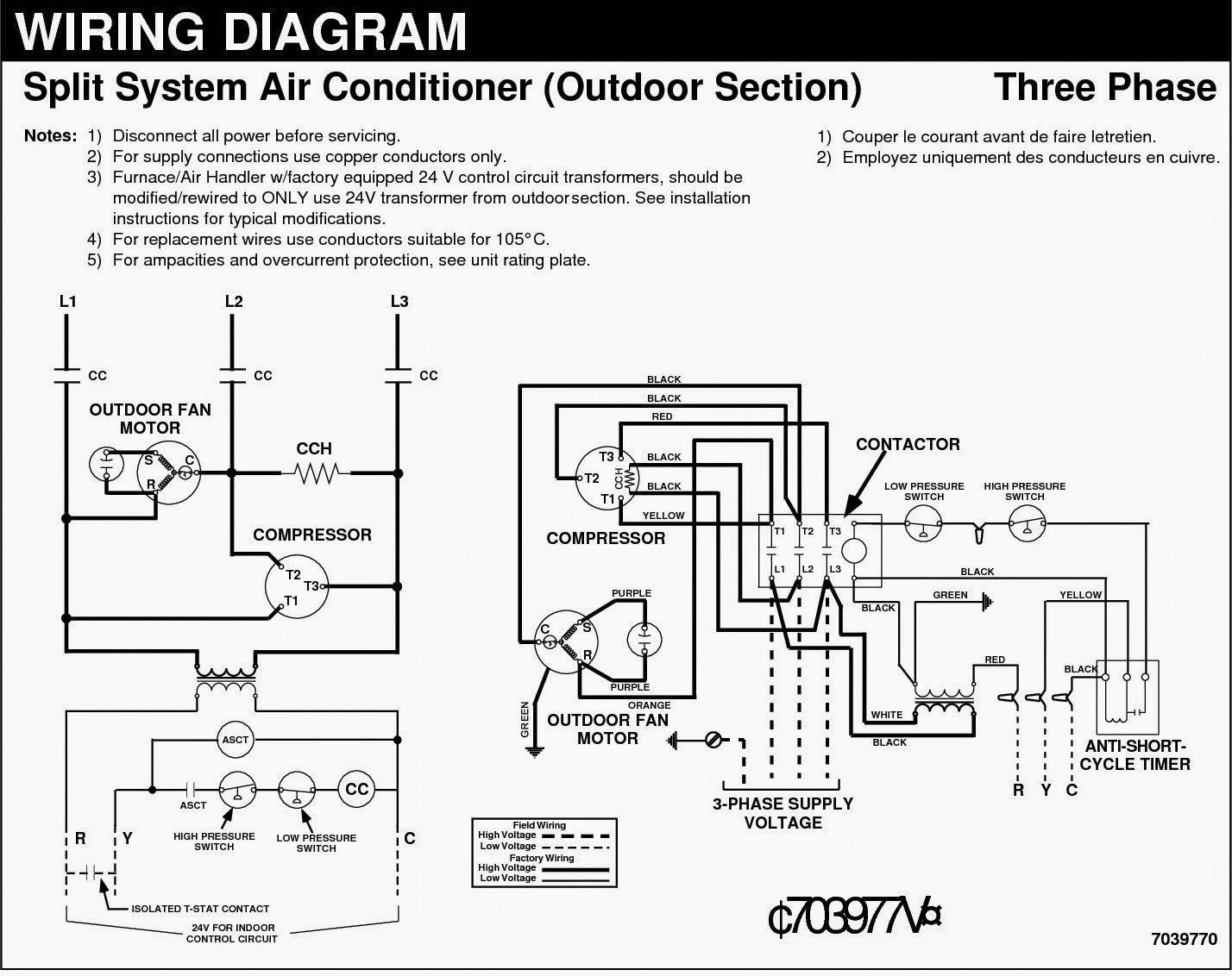 Home Heating And Ac Wiring Diagram