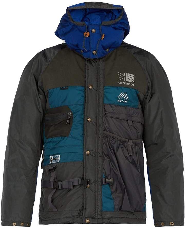 7ac9899f22 Junya Watanabe X Karrimor backpack nylon jacket
