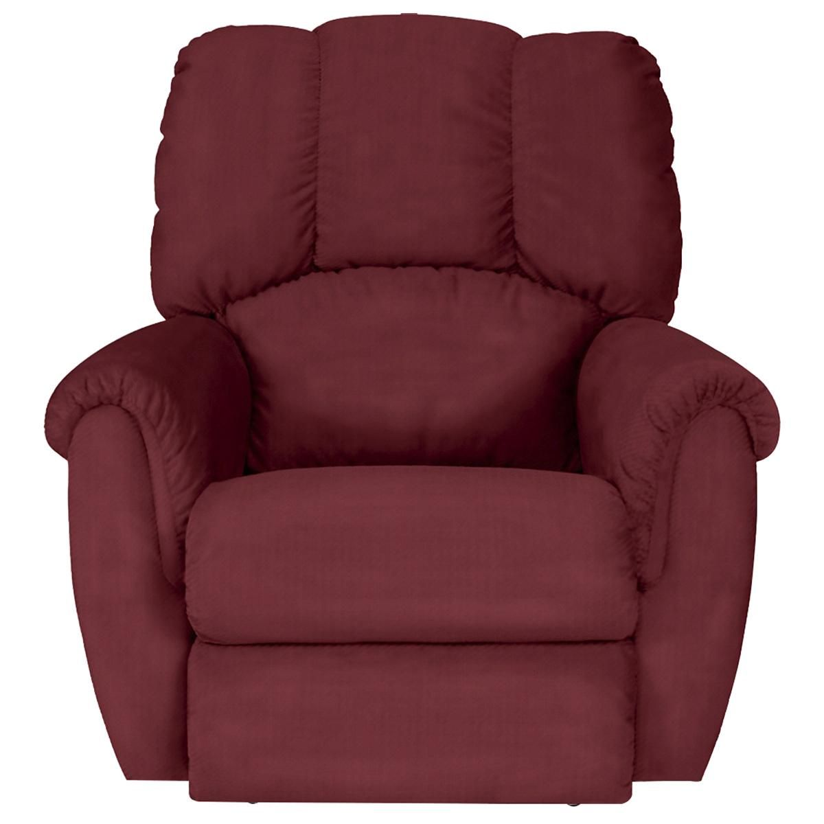 La Z Boy Conner Wall Recliner In Claret Nebraska Furniture Mart Rocker Recliners Recliner Best Chair For Posture